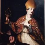 San Gennaro implora la salvezza di Napoli (di Chiara Miceli)