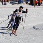 C.U.S.: ottimi i risultati nello Sci di fondo con l'atleta Mario Silletta (di Achiropita Lina Palermo)