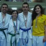 Taekwondo: grande vittoria del C.U.S. Cosenza ai CNU di Messina