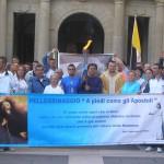 """XI Fiaccolata """"A piedi come gli Apostoli"""". Paola (CS) – Paravati (VV) (di Concettina Lo Gullo)"""