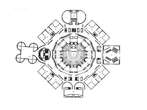 federico ii di svevia e louis isadore kahn  due colossi a confronto  aleksandra vlaovic
