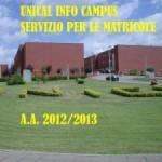 """Attivato l'account Facebook """"Unicalinfo Campus 2012″ per assistenza alle matricole"""