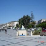 La piazza calabrese