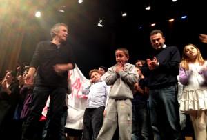"""La """"non-scuola"""" al Teatro Politeama di Lamezia Terme"""