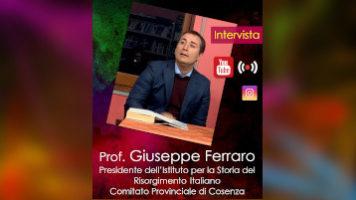 Video intervista al Prof. Giuseppe Ferraro