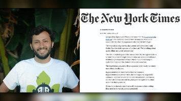 LA GUARIMBA FINISCE SUL NEW YORK TIMES | LA STORIA DELLA BATTAGLIA PORTATA AVANTI DALLE ARENE ESTIVE HA DESTATO L'INTERESSE DEL QUOTIDIANO NEWYORKESE