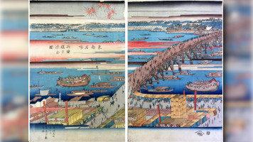 La Tōkyō fluviale: antichi fasti e modernità.